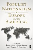 Populist Nationalism in Europe and the Americas (eBook, ePUB)