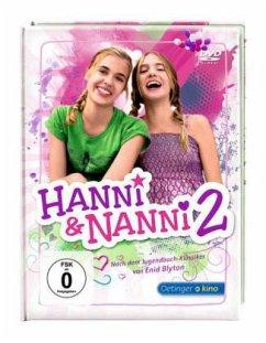 Hanni & Nanni 2, 1 DVD (Mängelexemplar)