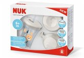 NUK Evolution Cup Set Neutral - Trinklernset All-in-1