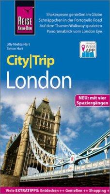 Reise Know-How CityTrip London - Nielitz-Hart, Lilly; Hart, Simon