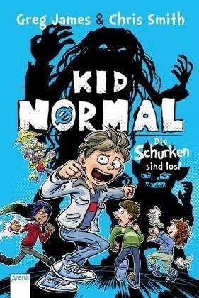 Buch-Reihe Kid Normal