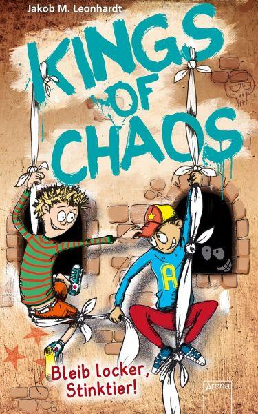 Buch-Reihe Kings of Chaos