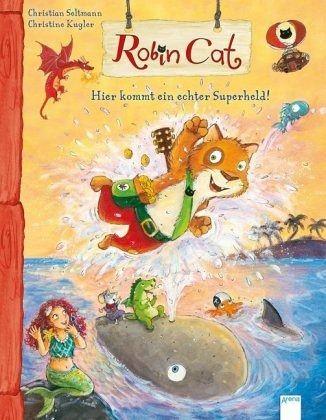 Buch-Reihe Robin Cat