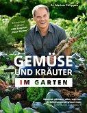 Gemüse und Kräuter im Garten