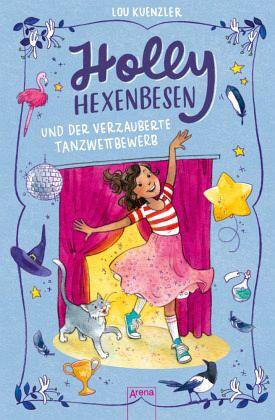 Buch-Reihe Holly Hexenbesen