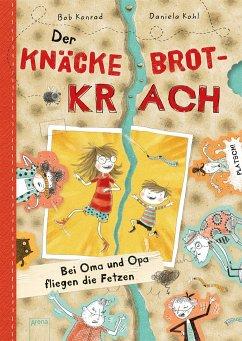 Der Knäckebrotkrach - Konrad, Bob