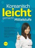 Koreanisch leicht gemacht - Mittelstufe