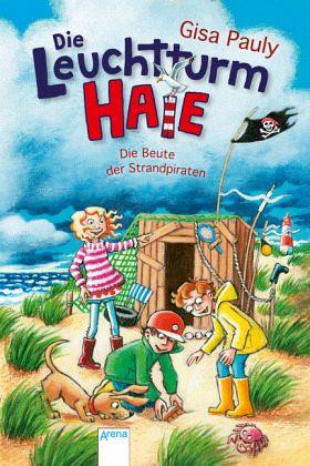 Buch-Reihe Die Leuchtturm-Haie