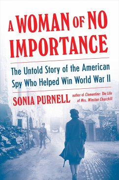 A Woman of No Importance - Purnell, Sonia