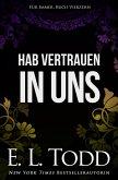 Hab Vertrauen in uns (Für Immer, #14) (eBook, ePUB)