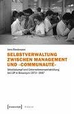 Selbstverwaltung zwischen Management und »Communauté« (eBook, PDF)