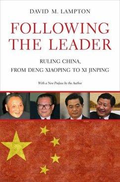 Following the Leader - Lampton, David M.