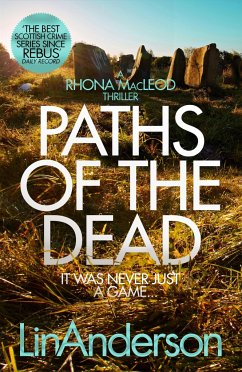 Paths of the Dead - Anderson, Lin