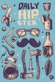Daily Hipster: Bullet Journal Dot Grid for Men, Women and Kids (Bujo Notebooks)