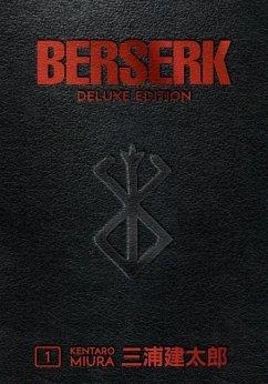 Berserk Deluxe Volume 1 - Miura, Kentaro
