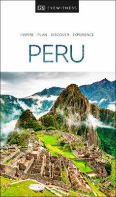 DK Eyewitness Peru - Dk Eyewitness