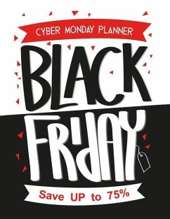 Black Friday & Cyber Monday Planner: Countdown ...