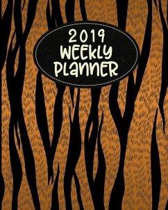 2019 Weekly Planner: 52 Week Journal Organizer Calendar Schedule Appointment Agenda Notebook (Vol 11) - Creatives Journals, Desired