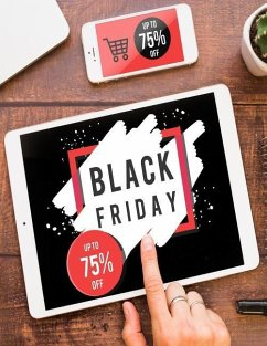 Black Friday Planner: Cyber Monday Tracker for ...