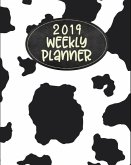 2019 Weekly Planner: 52 Week Journal Organizer Calendar Schedule Appointment Agenda Notebook (Vol 9)