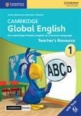 Cambridge Global English Stage 1 Teacher's Resource with Cambridge Elevate