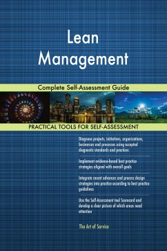 Lean Management Complete Self-Assessment Guide ...