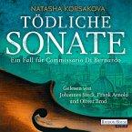 Tödliche Sonate / Commissario Di Bernardo Bd.1 (MP3-Download)
