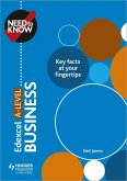 Need to Know: Edexcel A-level Business (eBook, ePUB)