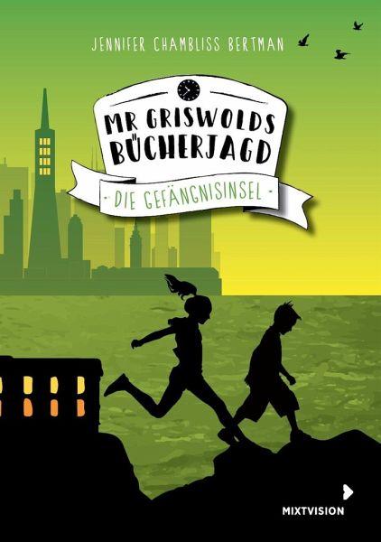 Buch-Reihe Mr Griswolds Bücherjagd