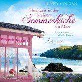 Hochzeit in der kleinen Sommerküche am Meer / Floras Küche Bd.2 (2 MP3-CDs)