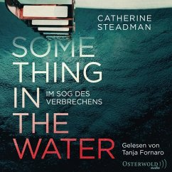 Something in the Water - Im Sog des Verbrechens, 2 MP3-CDs - Steadman, Catherine