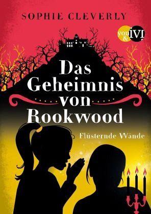 Buch-Reihe Das Geheimnis von Rookwood