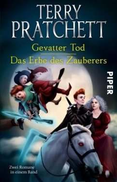 Gevatter Tod . Das Erbe des Zauberers - Pratchett, Terry