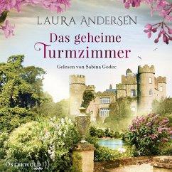 Das geheime Turmzimmer, 2 MP3-CD - Andersen, Laura