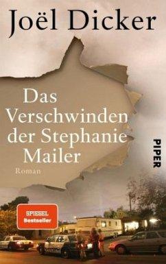 Das Verschwinden der Stephanie Mailer - Dicker, Joël