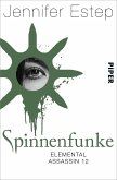 Spinnenfunke / Elemental Assassin Bd.12