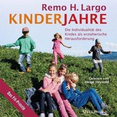 Kinderjahre, 2 MP3-CD - Largo, Remo H.