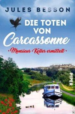 Die Toten von Carcassonne - Besson, Jules