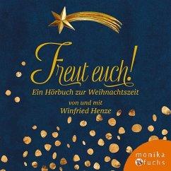 Freut euch!, 1 MP3-CD - Henze, Winfried