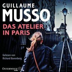 Das Atelier in Paris, 6 Audio-CDs - Musso, Guillaume