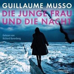 Die junge Frau und die Nacht, 2 MP3-CD - Musso, Guillaume
