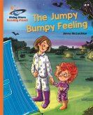 Reading Planet - The Jumpy Bumpy Feeling - Orange: Galaxy