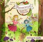Zauber im Purpurwald / Die Feenschule Bd.1 (1 Audio-CD) (Mängelexemplar)