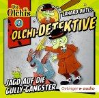 Jagd auf die Gully-Gangster / Olchi-Detektive Bd.1 (Audio-CD) (Mängelexemplar)