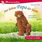 Der liebste Papa der Welt!, 1 Audio-CD (Mängelexemplar)