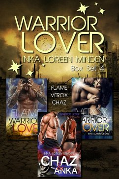 Warrior Lover Box Set 4 (eBook, ePUB)