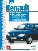 Renault Megane Scenic/Coupe/Cabriolet Baujahre 1995 bis 2000 (Mängelexemplar)
