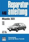Mazda 323 (Mängelexemplar)