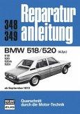 BMW 518/520 4 Zylinder ab 9/72 (Mängelexemplar)