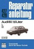 Audi 80 / 1,6 Liter ab Aug. 1978 bis Juli 1980; . (Mängelexemplar)